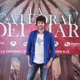 El actor Daniel Grao en la presentación de 'La catedral del mar'