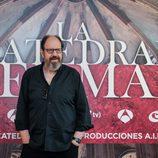 Josep Maria Pou en la presentación de 'La catedral del mar'