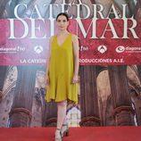 Eva Rufo en la presentación de 'La catedral del mar'