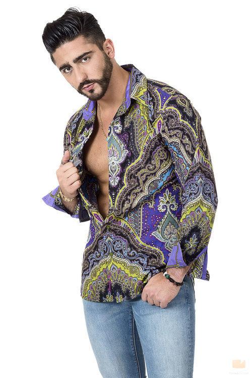 Caballero vestido de noche en la segunda temporada de 'MTV Super Shore'