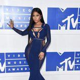 Nicky Minaj en la gala de los VMA 2016 de la MTV