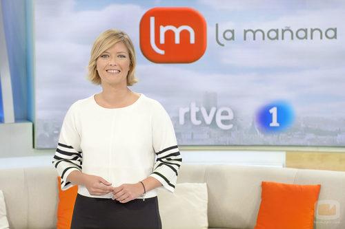 María Casado, nueva cara visible de 'La Mañana de La 1'