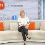 María Casado sustituye a Mariló Montero en 'La mañana de La 1'