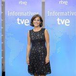 Mara Torres en la presentación de la temporada de informativos 2016-2017  de TVE