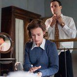 El matrimonio protagonista de 'La sonata del silencio' en el primer episodio