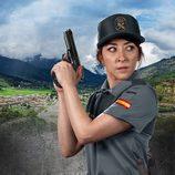 Elena Alférez en 'Olmos y Robles'
