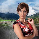 Ana Morgade en 'Olmos y Robles'