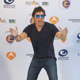 Manel Fuentes muy divertido en la presentación de 'TCMS' en el FesTVal 2016