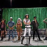 """El equipo de 'Zapeando' como los """"Village People"""" en el especial 'Zapeando'"""