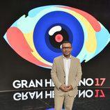 Jorge Javier Vázquez, presentador de 'Gran Hermano 17'