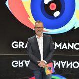 Jordi González, presentador del debate de 'Gran Hermano 17'
