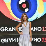 Lara Álvarez, presentadora de 'Límite 48 horas' de 'Gran Hermano 17'