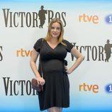 Carolina Bang en la presentación de la segunda temporada de 'Víctor Ros' de RTVE