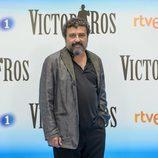 Paco Tous en la presentación de la segunda temporada de  'Víctor Ros' de RTVE