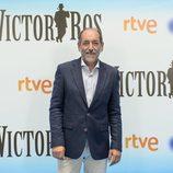 Tomás del Estal en la presentación de la segunda temporada de 'Víctor Ros' de RTVE