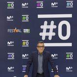 Andreu Buenafuente en la presentación de #0 en el FesTVal
