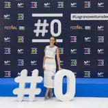Raquel Sánchez Silva en la presentación de #0 en el FesTVal
