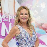 Ana Obregón presenta 'Algo pasa con Ana' en el FesTVal de Vitoria