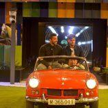 Alain y Rodrigo entran en 'Gran hermano 17'