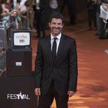 Rodolfo Sancho en la presentación de 'Mar de Plástico' del FesTVal 2016