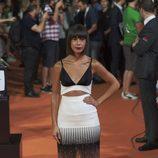 Andrea del Río en la presentación de 'Mar de Plástico' del FesTVal 2016