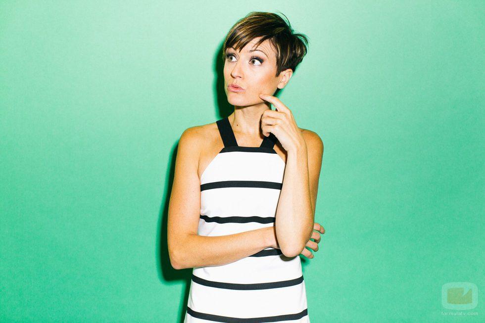 Sara Escudero presenta 'Sígueme el rollo'