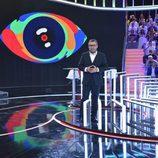 Jorge Javier se estrena en 'Gran hermano 17'