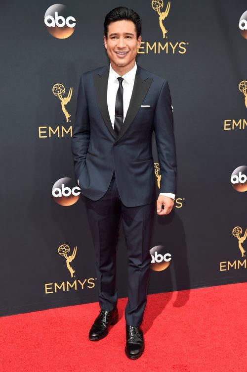 Oscars 2015: Mario Lopez no se pierde una - Las