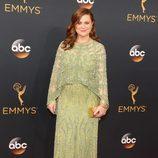 Amy Poehler en la alfombra roja de los Premios Emmy 2016