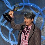 Jill Solloway recogiendo su Premio Emmy 2016