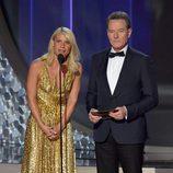 Claire Danes y Bryan Cranston presentan en los Premios Emmy 2016