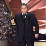 Patton Oswalt recogiendo su Premio Emmy 2016