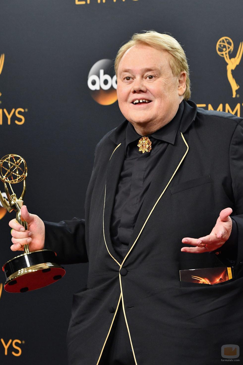 Louie Anderson, ganador de un Premio Emmy 2016