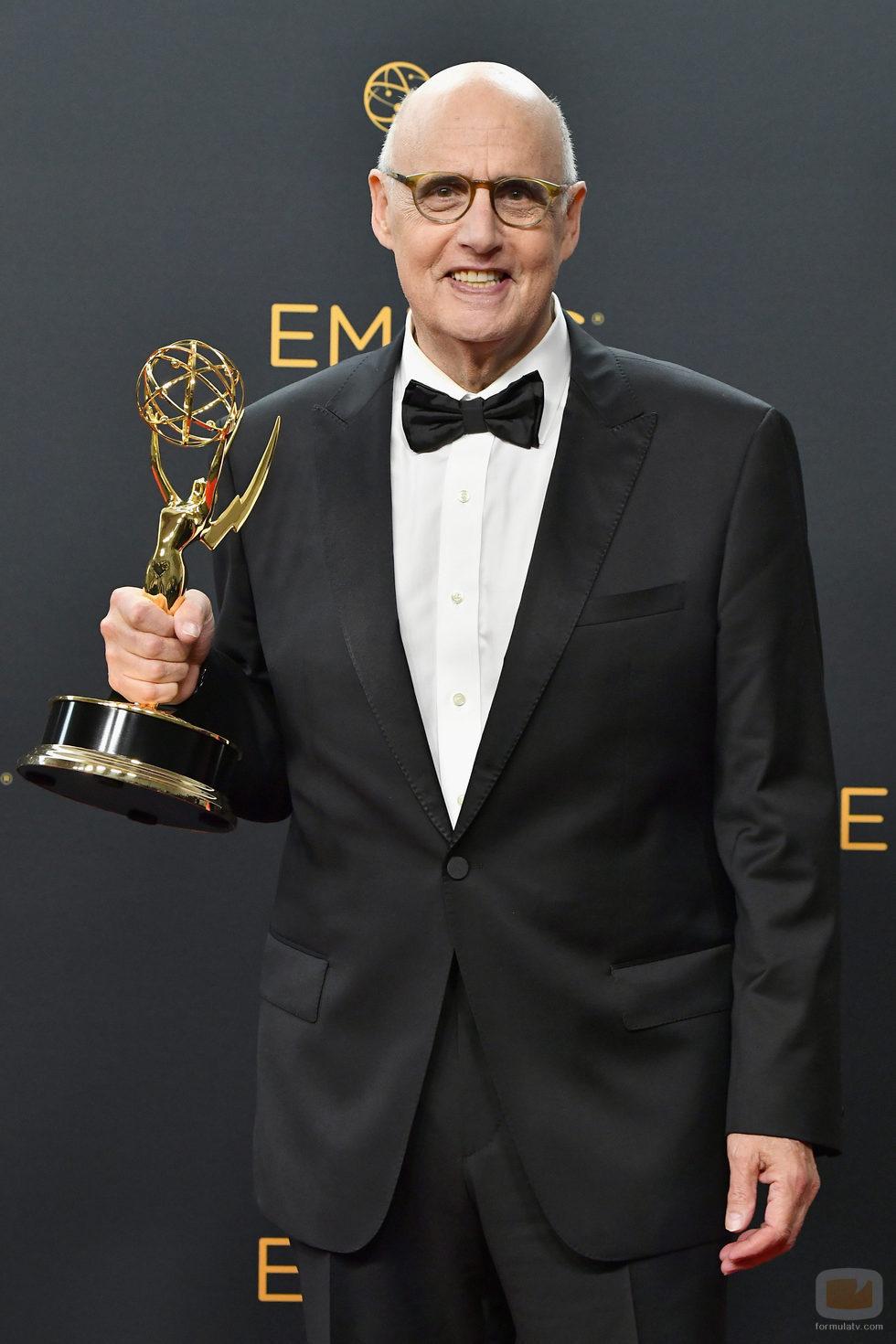 Jeffrey Tambor, ganador de un Premio Emmy 2016