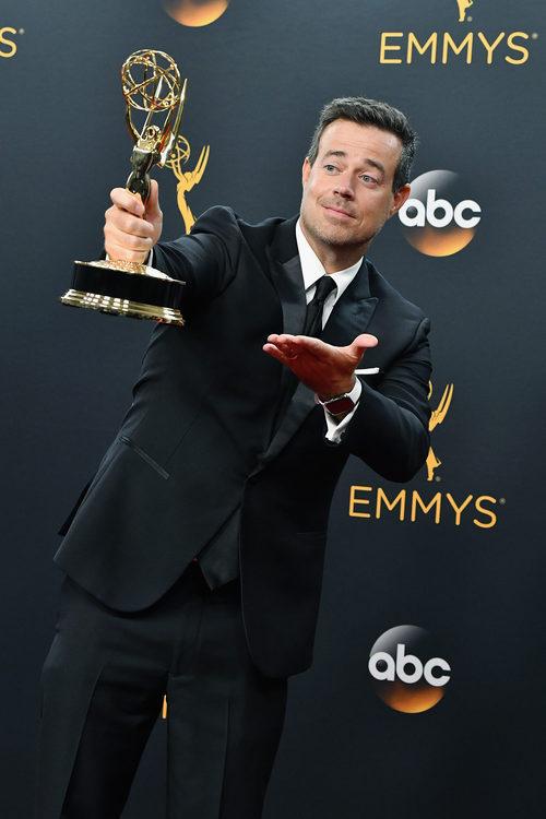 Carson Daly, ganador de un Premio Emmy 2016