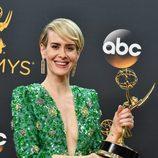 Sarah Paulson, ganadora de un Premio Emmy 2016