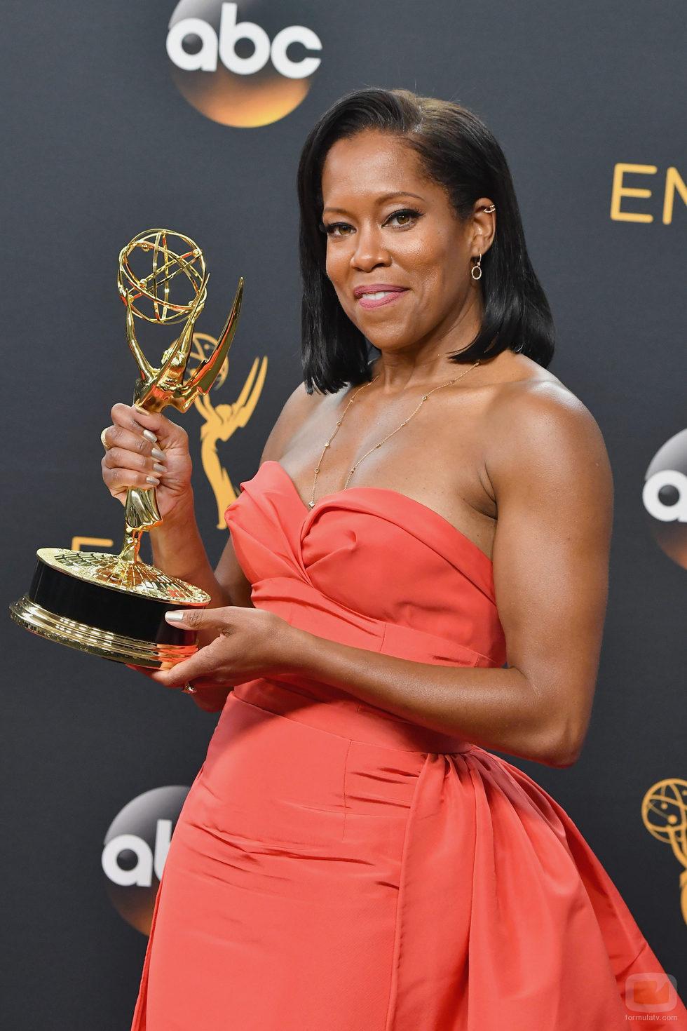 Regina King, ganadora de un Premio Emmy 2016