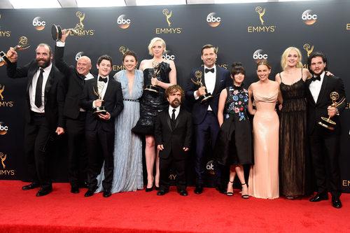 'Juego de Tronos', ganadora de un Premio Emmy 2016