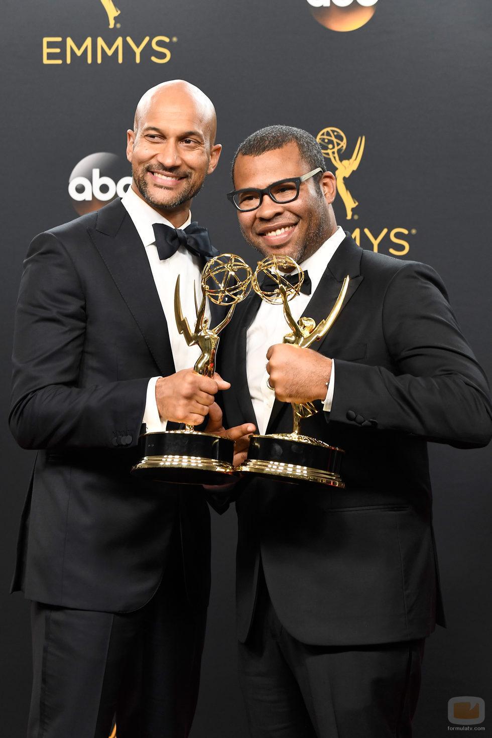 'Key & Peele', ganador de un Premio Emmy 2016