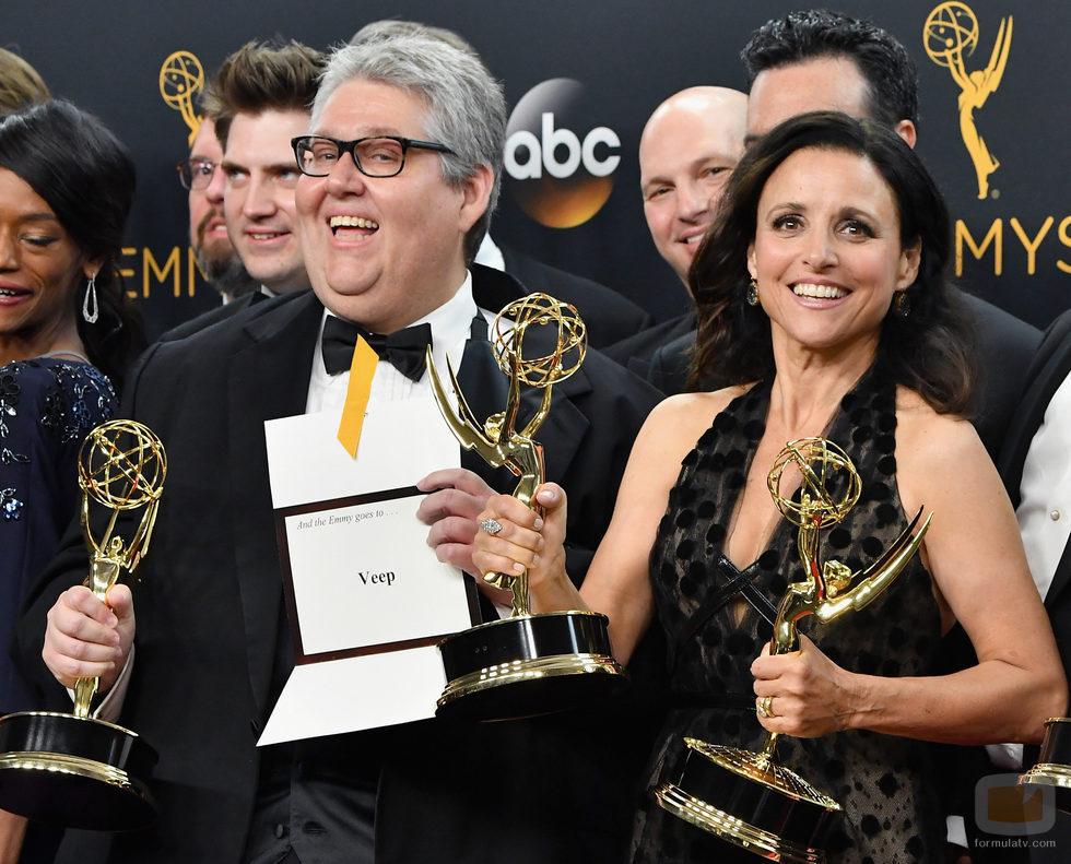 'Veep', ganadora de un Premio Emmy 2016