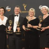 'Sherlock: The Abominable Bride', ganadora de una Premio Emmy 2016
