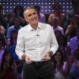 Juan y Medio, el presentador de 'El amor está en el aire'