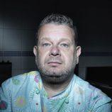 Alberto Chicote en la primera toma del posado de 'Pesadilla en la cocina'