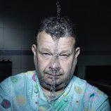 Alberto Chicote en una de las tomas de la sesión de 'Pesadilla en la cocina'