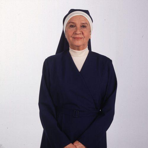 Amparo Valle en la serie 'Hermanas'