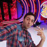David Guapo se hace un selfie en 'Tu cara me suena 5'