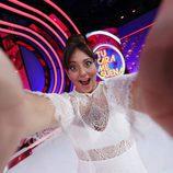Yolanda Ramos se hace un selfie en 'Tu cara me suena 5'