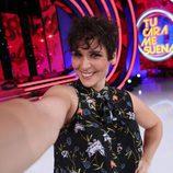 Rosa López se hace un selfie en 'Tu cara me suena 5'