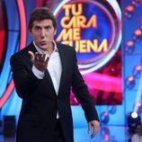 Manel Fuentes, presentador de 'Tu cara me suena 5'