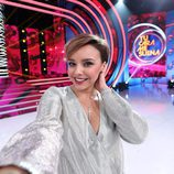 Chenoa se hace un selfie en 'Tu cara me suena 5'